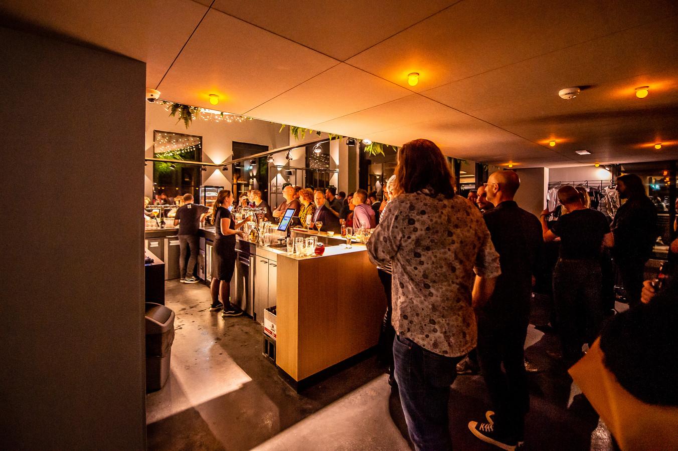 Breda, foto; Joris Knapen | Pix4Profs  Het nieuwe Popcafé van Mezz