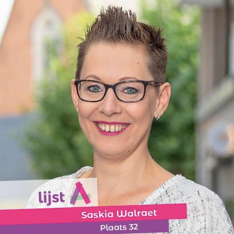 Saskia Walraet.