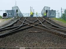 Zwijndrecht is verbolgen omdat Prorail zweeg over veiligheidsprobleem op Kijfhoek