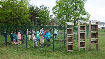 Inhuldiging groene en natuurlijke speelplaats