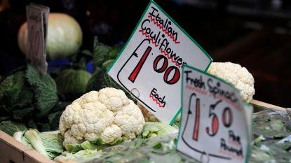"""""""Miljoenen Britten zullen fruit en groenten niet meer kunnen betalen na brexit"""""""