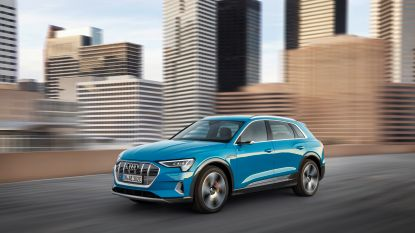Hier is de Audi e-tron (Tesla is gewaarschuwd)