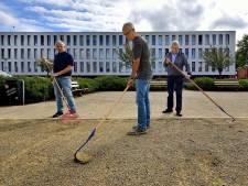 Deze bewoners van Fort-Zeekant houden zelf hun wijk schoon