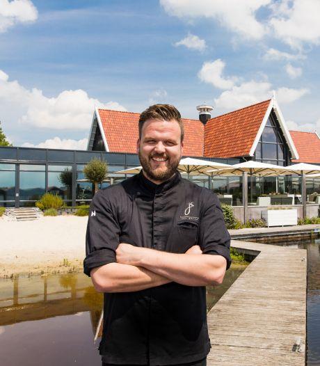 Klap na klap voor chefkok Jan Smink van Bodelaeke in Giethoorn: 'Nu wordt het echt overleven'