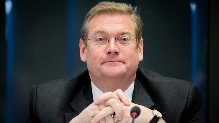 Minister Ard van der Steur (Veiligheid en Justitie). Beeld anp