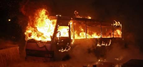 Twee Nederlandse tieners verdacht van in brand steken zes Duitse bussen