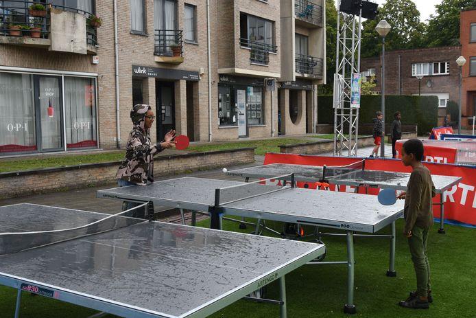 Hello summer in Brussel