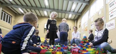 Manderveen met Lego de herfstvakantie in