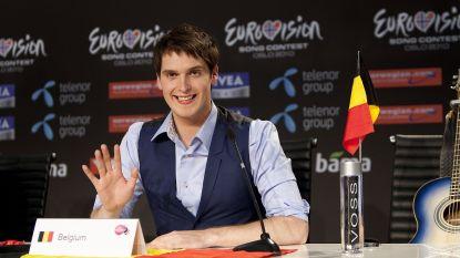Tom Dice schreef meest succesvolle Vlaamse Songfestivalnummer in 10 jaar tijd