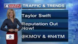Hilarisch: nieuwsanker gebruikt lyrics Taylor Swift om nieuws te brengen