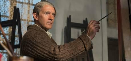 Antonio Banderas overwon angst voor het spelen van Picasso