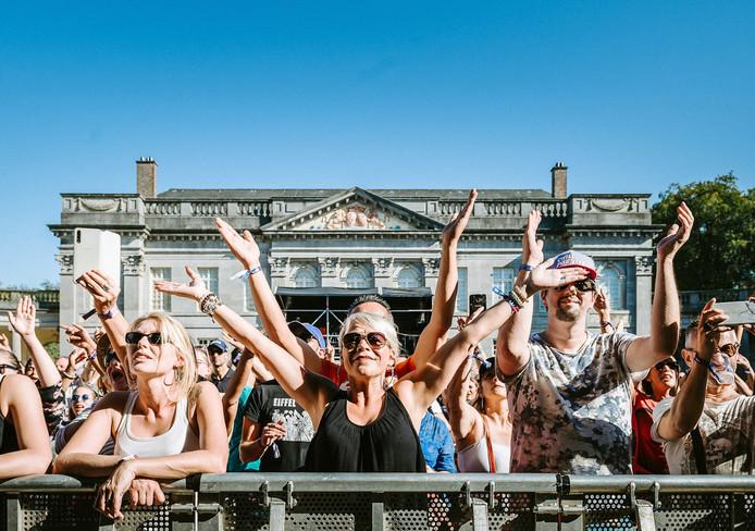Pour ses 10 ans, le Seneffe Festival avait comptabilisé plus de 17.000 festivaliers