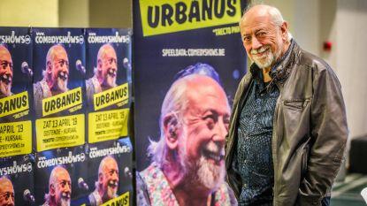"""Urbanus brengt nieuw materiaal in Kursaal:  """"Ik lach met de paus, moslims en joden, en waarom ook niet?"""""""