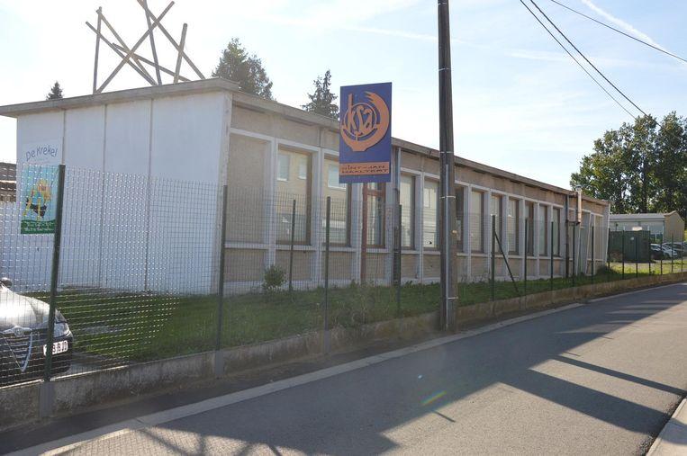 KSA Sint-Jan Haaltert bevindt zich in enkele lokalen van scholengroep De Krekel.