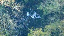 Vliegtuig en helikopter botsen in volle vlucht boven Engeland: vier doden