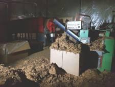 Miljoenen euro's aan tabak gevonden in illegale fabriek in Dongen