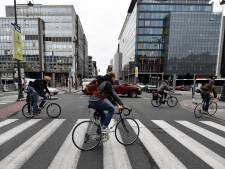 Deux fois plus de Belges se rendent au travail à vélo