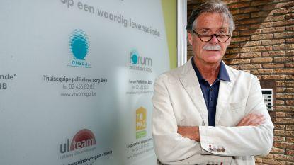 """Topdokter Wim Distelmans zag drama's in woonzorgcentra : """"Mensen die afscheid moeten nemen via de iPad... men is veel te streng geweest!"""""""
