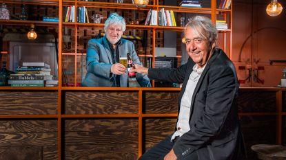 """Pascal Braeckman en Jan Van Eyken ontdekken leven na pensioen: """"Kunstmatig jong blijven met high fives en TikTok: doen wij niet aan mee"""""""