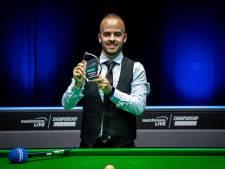 Le Limbourgeois Luca Brecel remporte la Championship League, son deuxième grand tournoi