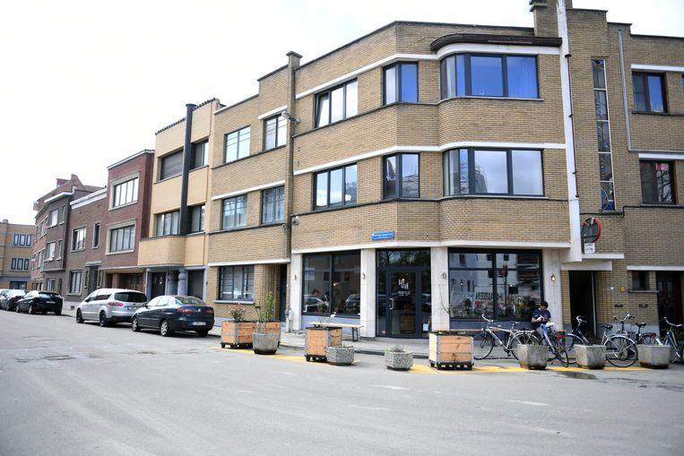 Het terras van Bar Stan is al enkele jaren voorwerp van discussie en procedures.