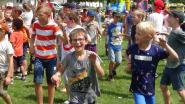 Kinderen genieten volop van 'Bokesrock'
