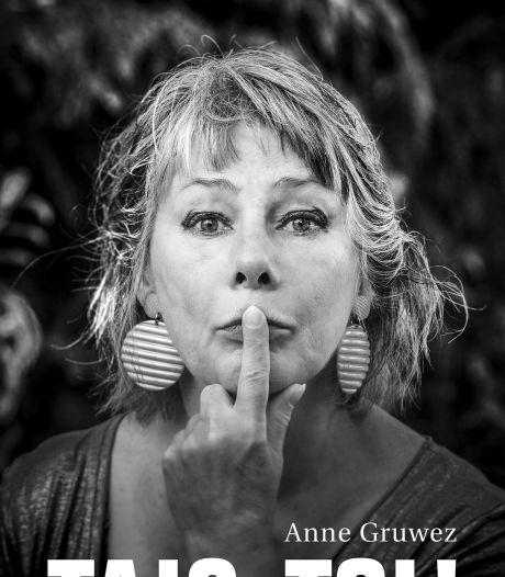"""Anne Gruwez dit tout dans un livre: """"Avec tout ce que j'ai vu, je serais un meurtrier idéal"""""""