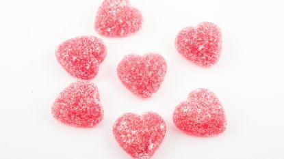 Liefdesberichtjes op infoborden