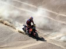 Motorcoureur Price wint Dakar Rally met pijnlijke pols
