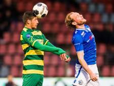 Eindelijk weer een puntje voor FC Den Bosch