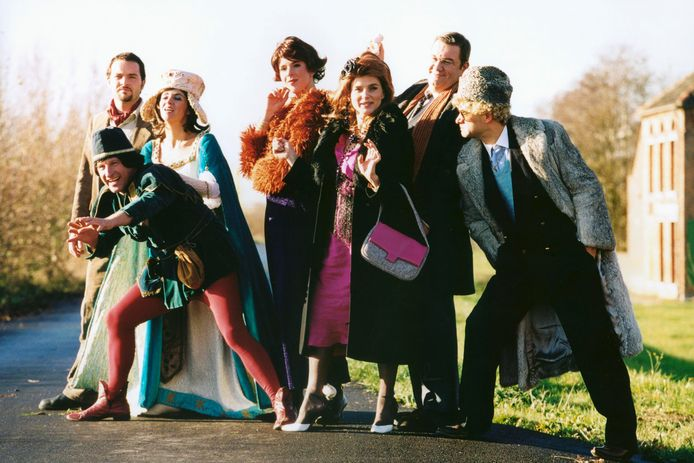 Wim Opbrouck speelde ook mee in Nefast voor de feestvreugde, een reeks van vier komische kortfilms die de VRT-zender Canvas als eindejaarsprogramma uitzond op 31 december 2000.  Hij acteerde er aan de zijde van Adriaan Vandenhoof ; Warre Borgmans ; Els Dottermans ; Tine Embrechts ; Karlijn Silleghem ; Wim Opbrouck ; Bart Peeters .