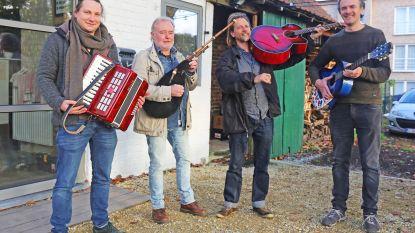 Appelmoes-band maakt kinderliedjes opnieuw hip op derde cd