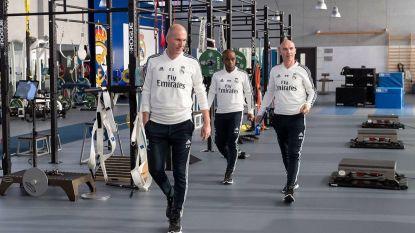 """""""Zidane mag 300 miljoen spenderen"""""""