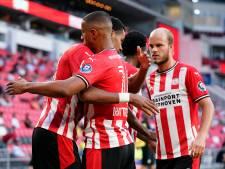 PSV oefent zaterdag tegen Eintracht Frankfurt