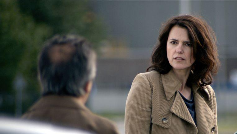 Susan Visser in '2/11 - Het spel van de wolf' Beeld A-Film