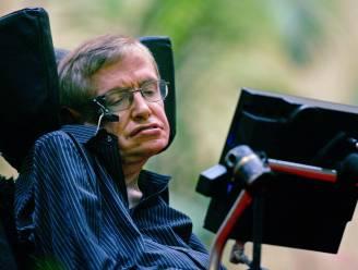 """Stephen Hawking: """"Artificiële intelligentie zal de mensheid kapotmaken"""""""