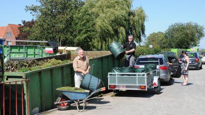 """Stadsbestuur roept op: """"Ga naar recyclagepark op de vaste dag van de ophaalronde in je straat"""""""