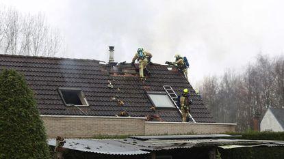 Grote schade na schouwbrand