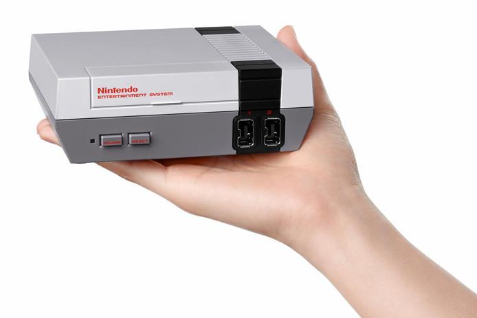 De NES Classic Mini.