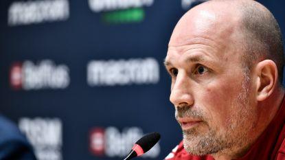 """Clement: """"Voor Anderlecht is het meer een match van alles of niks dan voor ons"""""""
