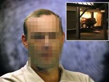 Patrick van der E. verdacht van ramkraken Oost-Nederland