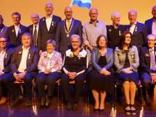 Lintjes in Den Bosch: negentien leden en een echte leeuw