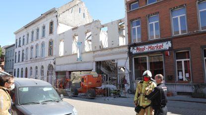 Woning vlak bij Dampoort stort in tijdens werken: een persoon lichtgewond