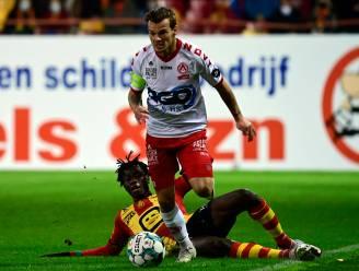 """Kristof D'Haene (KV Kortrijk) staat vrijdag voor twintigste keer tegenover Anderlecht: """"Mijn goal vorig jaar was een patatje"""""""