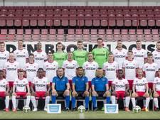 Helmond Sport op trainingskamp in Ospel, ploeg traint bij SSE in Someren-Eind