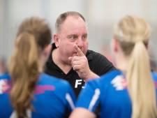Frans Jordens per direct weg als trainer volleybalsters VCV in Varsseveld