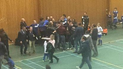"""KSC Grimbergen: """"Geen klappen uitgedeeld tijdens jeugdtornooi"""""""