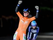 Prijs voor marathonschaatsster Elma de Vries