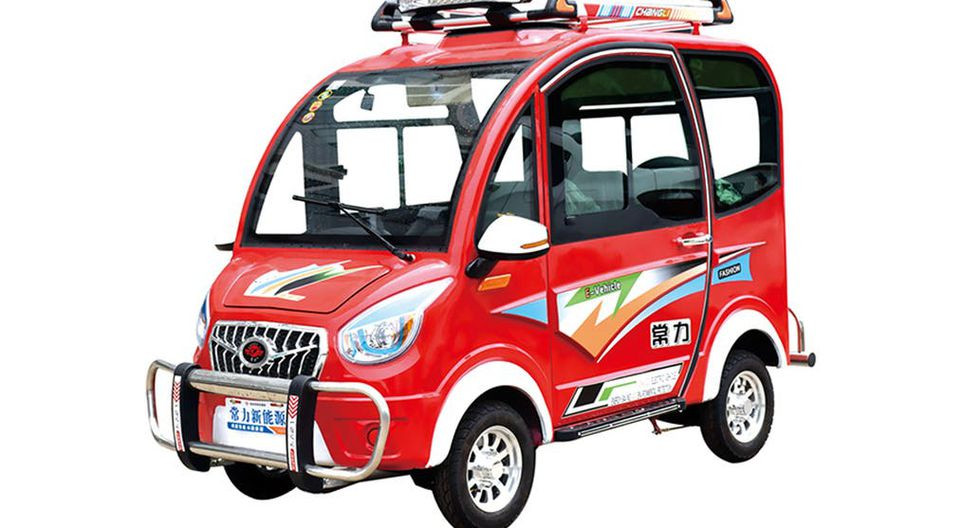 Changli: de elektrische auto van 1200 dollar.