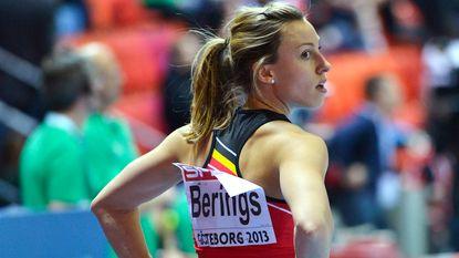 Atletiekfederatie voegt hordeloopster Eline Berings aan selectie WK in London toe